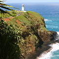 Kilauea Lighthouse by Nadine Rippelmeyer