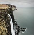 Kilt Rock Waterfall - Isle Of Skye by Rod McLean