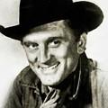 Kirk Douglas, Vintage Actor by John Springfield