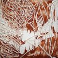 Kiss - Tile by Gloria Ssali