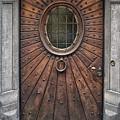 Knock Knock by Robert Fawcett
