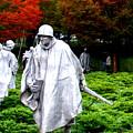 Korean War Memorial by William Rogers