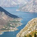 Kotor Bay In Montenegro by Didier Marti