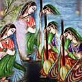 Krishna Prayer  by Harsh Malik