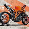 Ktm 1290 Super Duke R by Yurdaer Bes