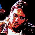 Kurt Cobain by Grant Van Driest
