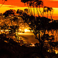 La Jolla Sunset by Ben Graham