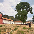 La Purisima Mission II by Sharon Foster