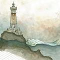 La Vieille Lighthouse by Juan Bosco