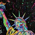 Lady Liberty  by Janice Westfall