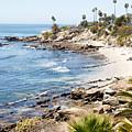 Laguna Beach California by Paul Velgos