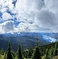Lake Mcdonald From Mt Brown Trail - Glacier National Park by Bruce Lemons