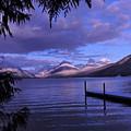 Lake Mcdonald Sunset by Eric Fellegy