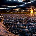Lake Mi Sunset 8 by Tim Bonnette