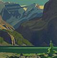 Lake O'hara by James Edward Hervey MacDonald