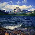 Lake Sherburne, Glacier National Park by Panoramic Images