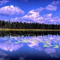 Lake Skaistes by Deividas Kavoliunas