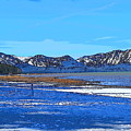 Lake Tahoe by Christina McNee-Geiger