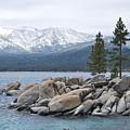 Lake Tahoe by Linda Sramek