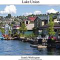 Lake Union by William Jones
