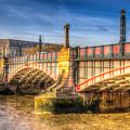 Lambeth Bridge London by David Pyatt