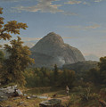 Landscape by Asher Brown