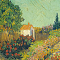 Landscape by Imitator Of Vincent Van Gogh