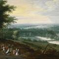 Landscape by Jan Brueghel