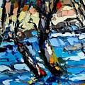 Landscape by Mentor Berisha