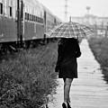 Leaving by Gabriela Insuratelu