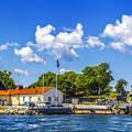 Leaving Gotland by Roberta Bragan