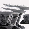Lee Marvin Monte Walsh Variation 2 Old Tucson Arizona 1969-2012 by David Lee Guss