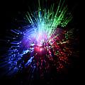 Light Burst-1 by Steve Somerville