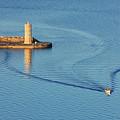 Lighthouse by Nino Marcutti