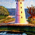 Lighthouse by Stan Hamilton