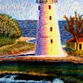 Lighthouse by Stan Hamilton