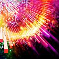 Lighting Explosion by Setsiri Silapasuwanchai