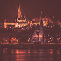 Lights Of Budapest by Pixabay