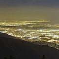 Lights Of Los Angeles, California by Babak Tafreshi