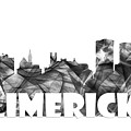 Limerick Ireland Skyline by Marlene Watson