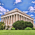 Lincoln Memorial by Allen Beatty