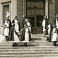 Lincoln School For Nurses by Underwood Archives
