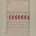 Linen Towel by Eva Wilson