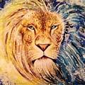 Lion by Elisa Matarrese