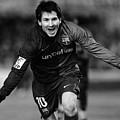 Lionel Messi 1 by Rafa Rivas