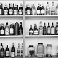 Liquor Bottles by Gaspar Avila