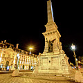 Lisbon By Night by Benny Marty