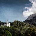 Little Castle On The Hill by Robert Fawcett