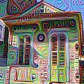 Little House On Bourbon Street by Bill Cannon