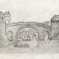 Liverpool Bridge by Donna L Munro